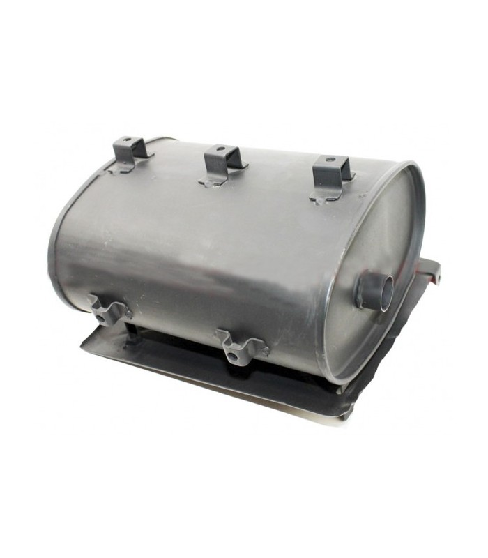 Глушитель (под генераторы 4-6кВт) (177F)