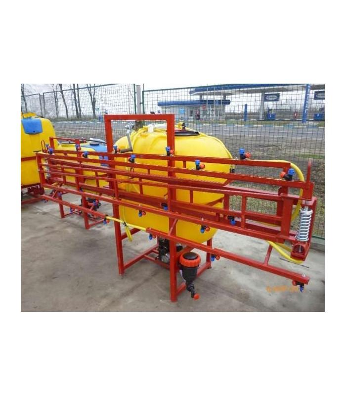 Навесной тракторный опрыскиватель ОП 1000 л/16 м (плавающие крылья)