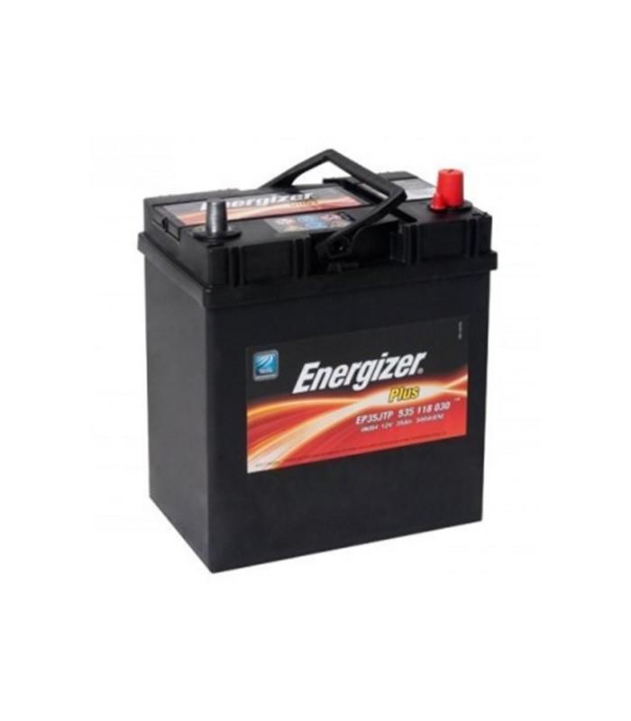 Аккумулятор 35Ah-12v Energizer Plus (R195)