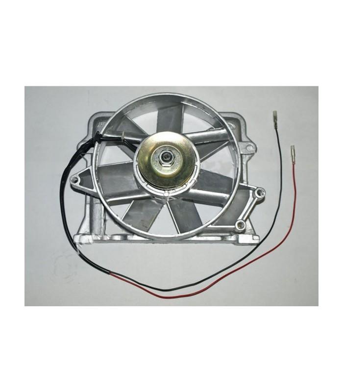 Вентилятор в сборе с генератором Zubr (R195)