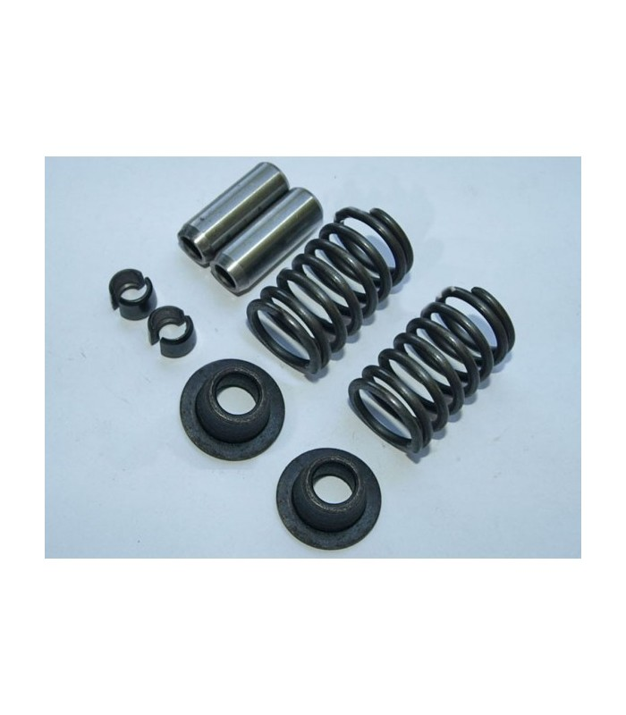 Клапанный механизм на 2 клапана (R195)