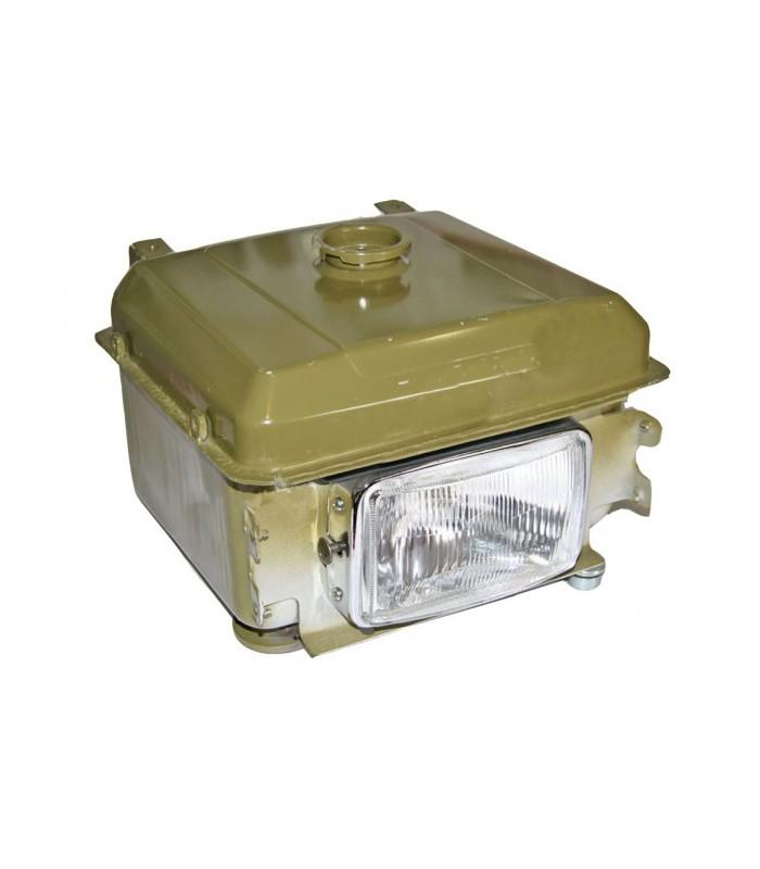 Топливный бак и фара GZ выступающая горловина (R195)