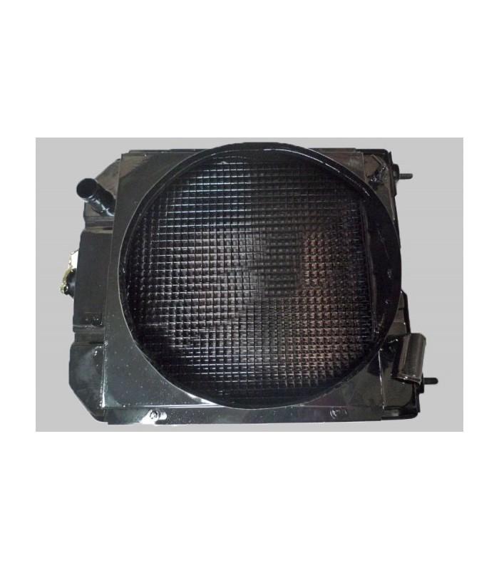 Вентилятор радиатора (крыльчатка)