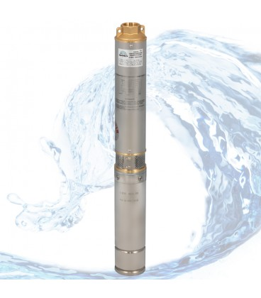 Насос погружной скважинный центробежный Vitals aqua 3.5DC 1542-0.65r