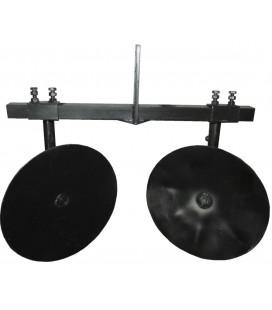 """Окучник дисковый """"∅360мм"""" для мотоблока"""