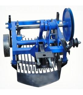 Картофелекопатель механический двухэксцентриковый