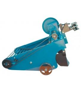 Картофелекопатель транспортерный