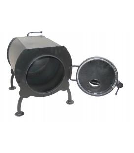 Печь отопительная дровяная економ ПД-40