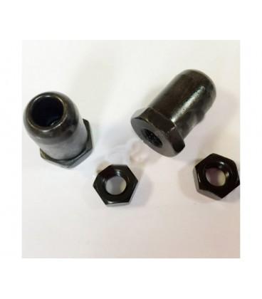Винт регулировки клапанов с гайкой (177F)