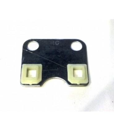 Пластина головы направляющая штанг (188F)
