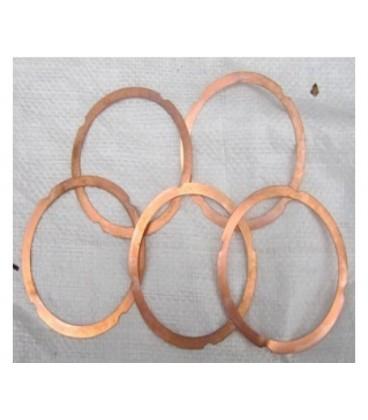 Прокладка головки металлическая 5шт (178F)