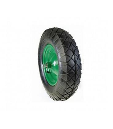 Колеса 4.00-8 (зеленые)