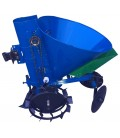 Картофелесажатель мотоблочный КСМ-1ЦУ (синий)