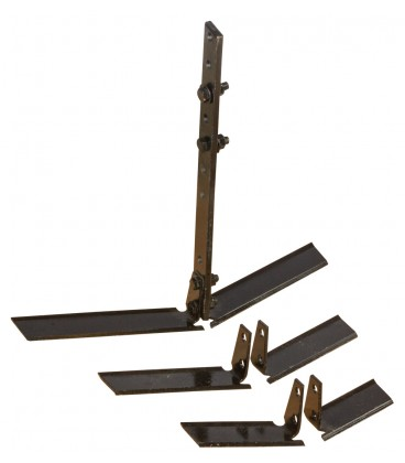 Плоскорез (три пары ножей)