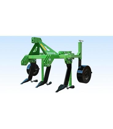 Глубокорыхлитель Bomet (3 лапы+колеса)