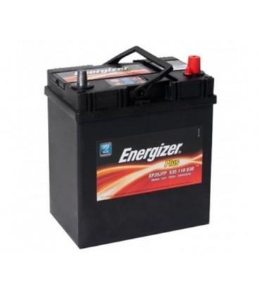 Аккумулятор 35Ah-12v Energizer Plus (R180)
