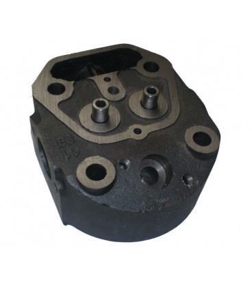 Головка цилиндра нового образца голая (R180)
