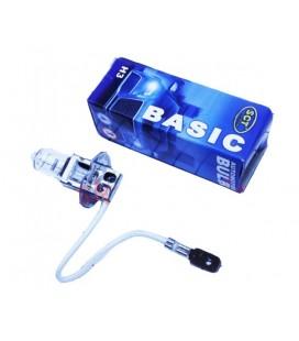 Лампа фары H3 12V 55W галогенная Basic (R180)