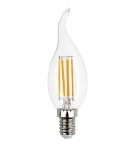 LED Лампа LB430-E14-CanFT C37T 4 Вт E14 3000K 450LM 4pcs filament