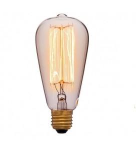 Works Лампа накаливания Эдисона EB40-E27-ST64
