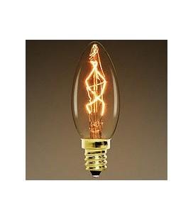 Works Лампа накаливания Эдисона EB40-E14-C35