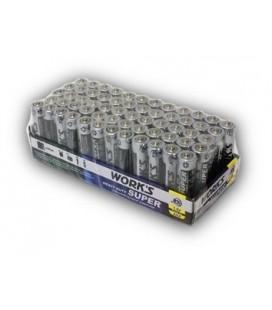 Батарейки Work's Zinc-Carbon R6W-4S AA 4шт
