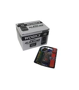 Батарейка Work's Alkaline 6LR61W-1B 1шт