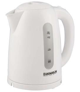 Электрочайник Grunhelm EKP-2217C (белый)