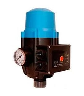 Контроллер давления (с манометром) Werk DSK-2.1