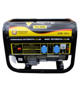 Электрогенератор Forte FG3800