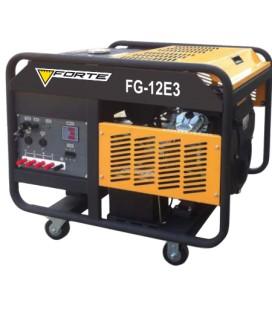 Электрогенератор Forte FG12E3