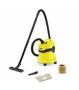 Пылесос для сухой и влажной уборки Karcher WD 2 (1.629-764.0)