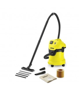 Пылесос для сухой и влажной уборки Karcher WD 3 P (1.629-881.0)
