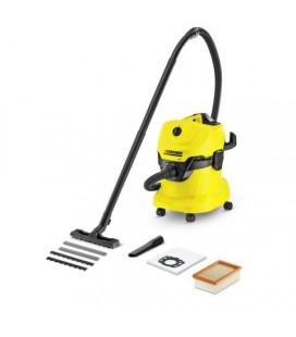 Пылесос для сухой уборки Karcher WD4 (1.348-111.0)
