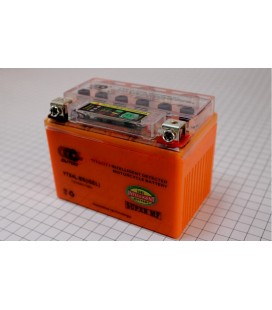 Аккумулятор 4Ah-YTX4L-BS OUTDO (гелевый, оранж.) 114*70*86mm
