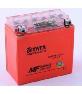 Аккумулятор 7Аh-12N7-4B OUTDO (гелевый, оранж.) 137*77*124mm - Мотоцикл