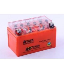 Аккумулятор 7Аh-YTX7A-BS OUTDO (гелевый, оранж.) 150*86*94mm