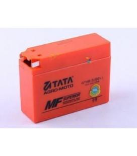 """Аккумулятор YTR4A-BS OUTDO """"таблетка - Honda"""" 115*49*86mm"""