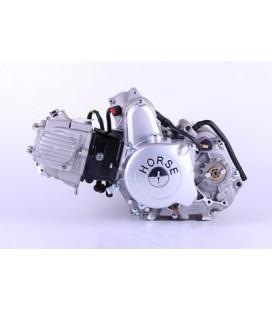 Двигатель Дельта/Альфа (72CC) - механика
