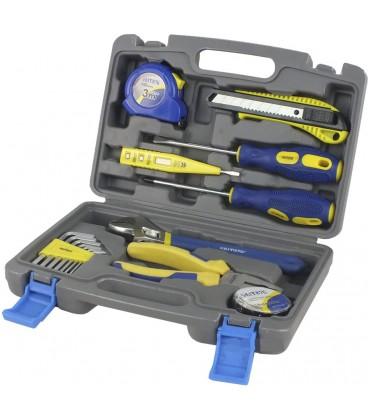 Набор инструментов 17 единиц Свитязь 40010
