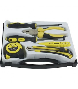 Набор инструментов 7 единиц СТАЛЬ 40014