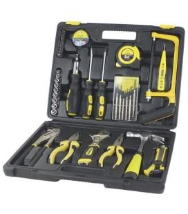 Набор инструментов 39 единиц СТАЛЬ 40018