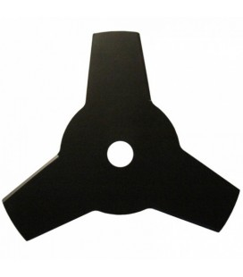 Нож для мотокосы 3-зубый X-Treme 255х25.4х1.6 мм