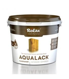 Лак панельный акриловый водно-дисперсионный «AQUALACK» 1 л