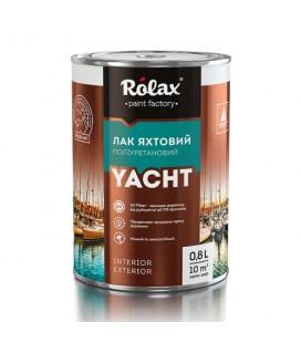 Лак яхтенный полиуретановый «YACHT» 0,8 л