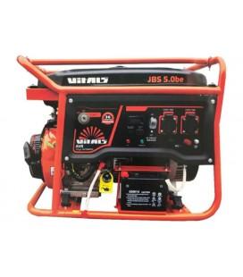 Генератор бензиновый Vitals JBS 5.0bе