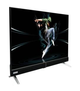 "Телевизор Grunhelm GD32HSFL8 32"" T2 SMART HD frameless+Soundbar+decor"