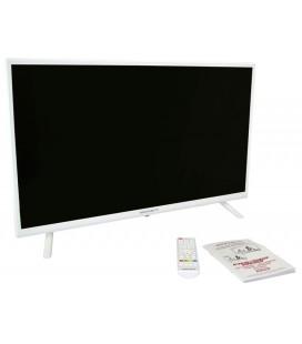 Телевизор Grunhelm GT9HD32W белая рамка