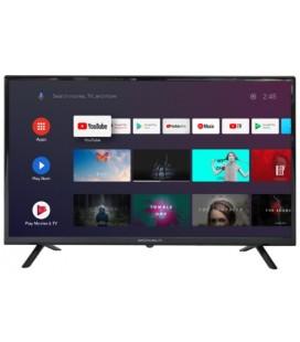 Телевизор Grunhelm GT9FHDFL40-GA2 T2 SMART FHD frameless, Android TV+Voice Control